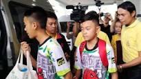 Thai soccer team