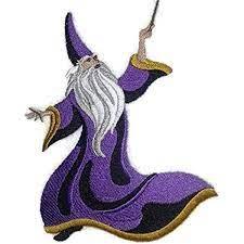 Magical wizard 1